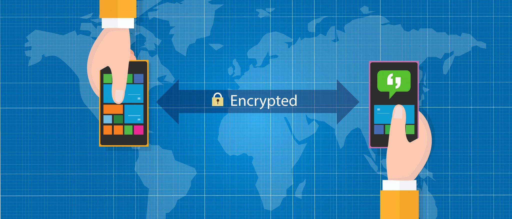 Automated Cybersecurity Solutions: Encryption