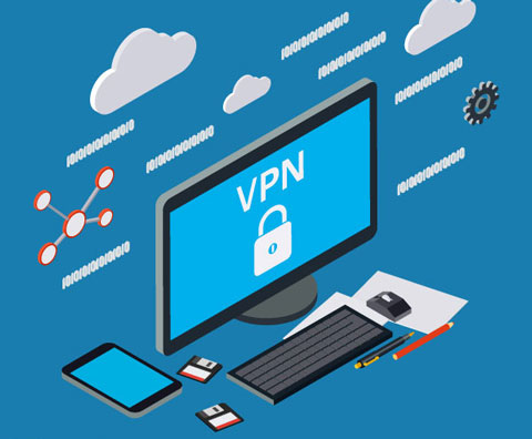 VPN While Working Remote - Fogngima VPN