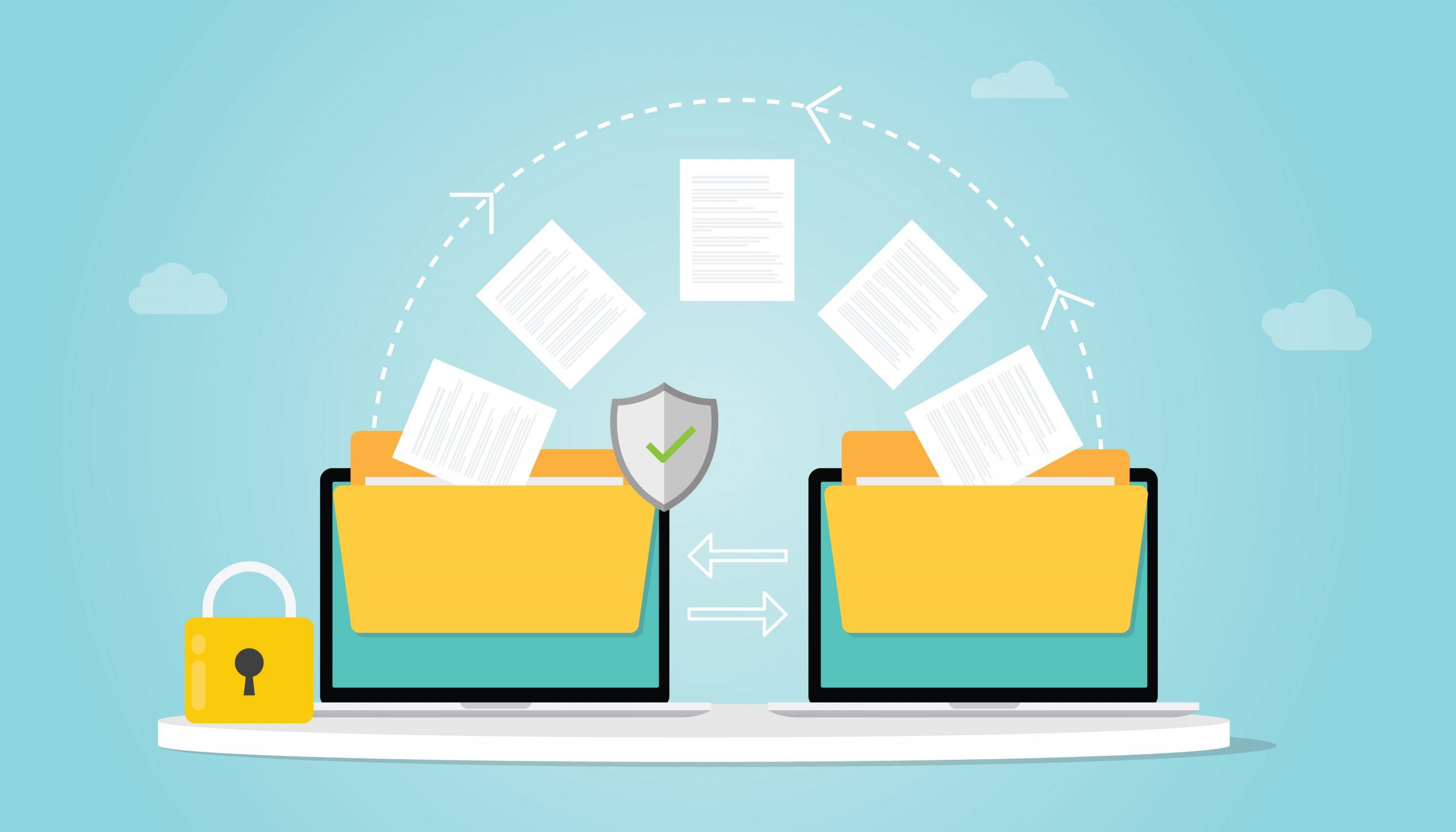 Secure File Share - Fognigma